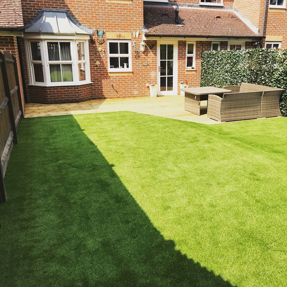 Levelling and Artificial Grass