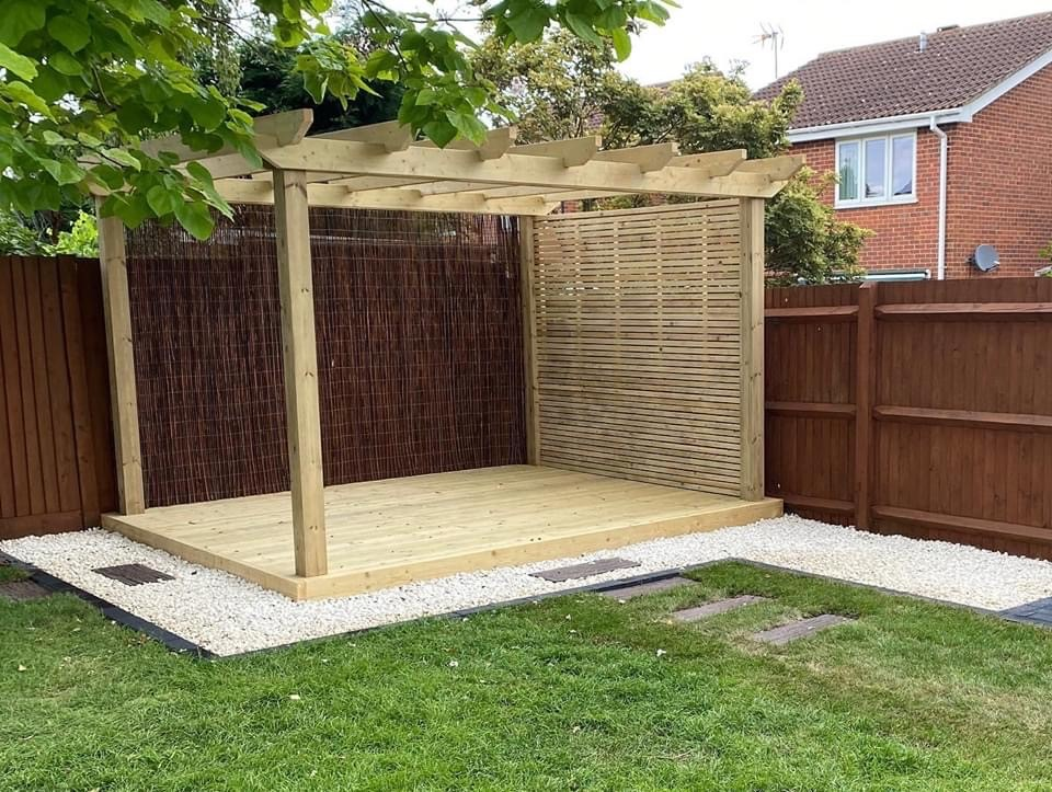 Garden refurbishment – Maidstone