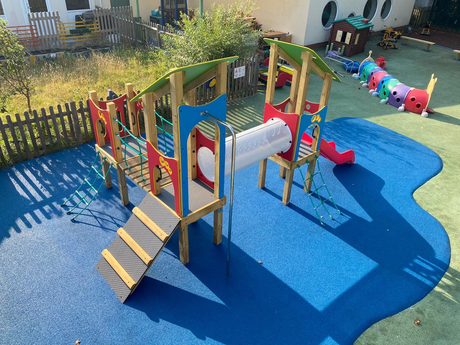 Kennel Lane School – Hand Made Places