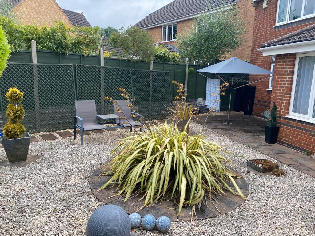 Back Garden Transformation – Allington