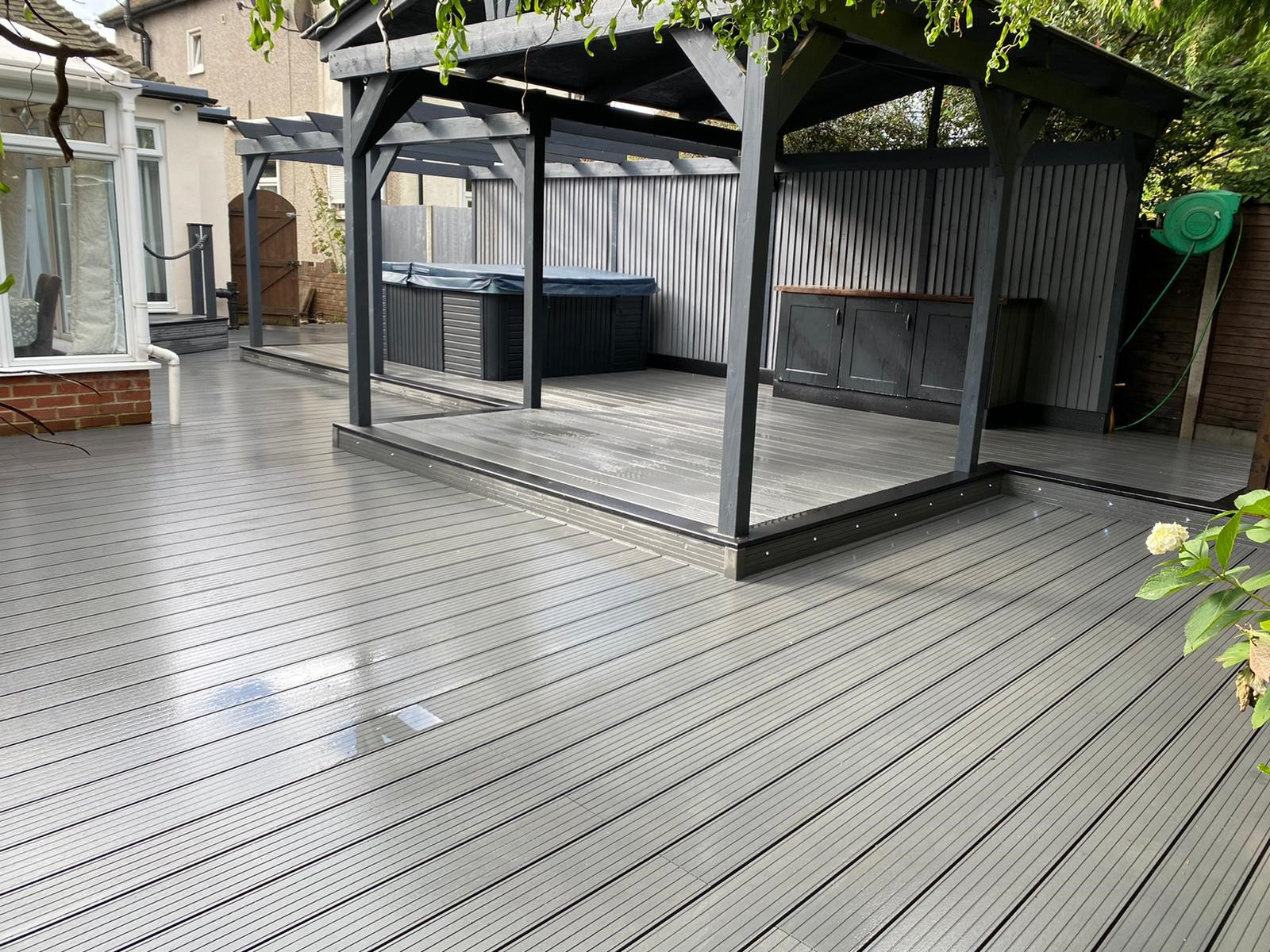 Composite Decking – Dartford